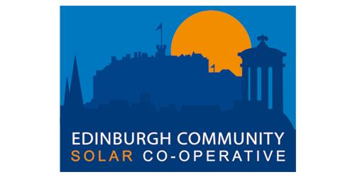 Edinburgh Community Solar co-operative logo