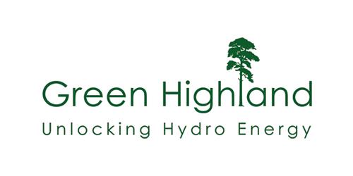 Green Highland logo
