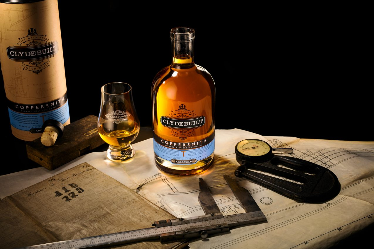Ardgowan Coppersmith blended malt Scotch whisky